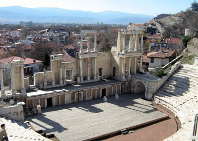 Plovdiv Ancient Theater