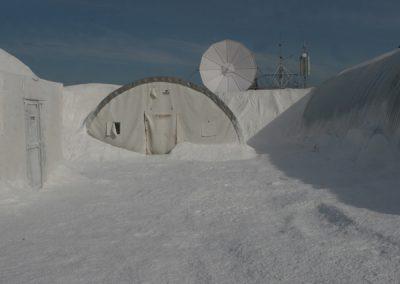 Arctic station