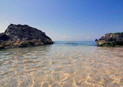 Sea side beaches