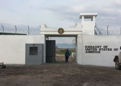 US Embassy or Prison